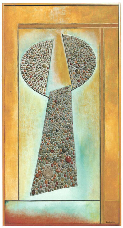 Mary Tuthill Lindheim, 'Towards Unity', 1959-1991
