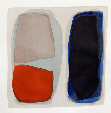 Eveline Stauffer, 'Transparent shape 1', 2021