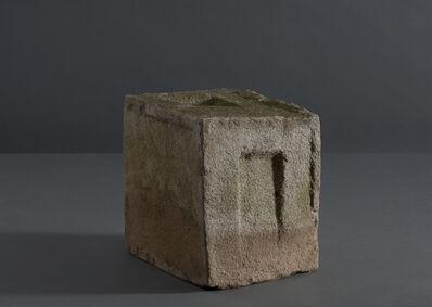 Yongjin Han, 'A Piece of Stone', ca. 1984