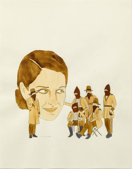 Marcel Dzama, 'Untitled'