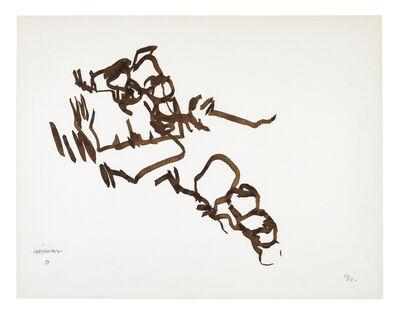 Eduardo Chillida, 'Concordia', 1960