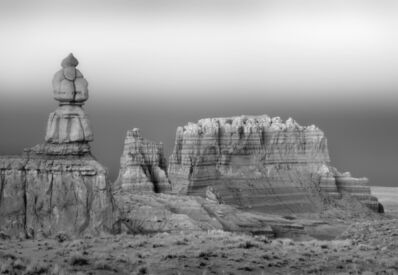 Mitch Dobrowner, 'Goblin in Desert', 2013