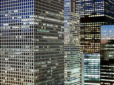 Michael Wolf (b. 1954), 'Transparent City #01', 2007