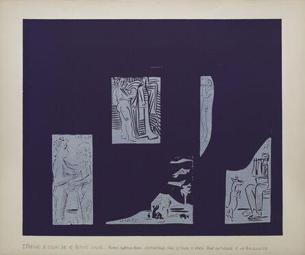 Pablo Picasso, 'Couple debout', 1959