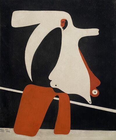 Joan Miró, 'Cahiers d'Art', 1934