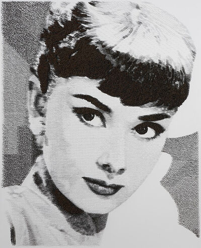 Yongjin Kim, 'Audrey Hepburn ', 2017
