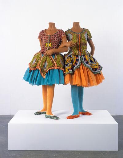 Yinka Shonibare, 'Girl Girl Ballerina', 2007