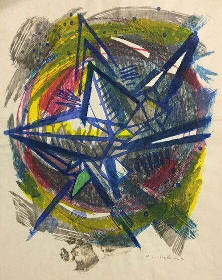 Ansei Uchima, 'Science', 1959