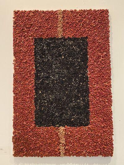 Nathan Slate Joseph, 'Essentials Red and Black 2', 2020