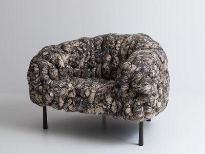 Ayala Serfaty, 'Kuramura Blue, Armchair', 2020