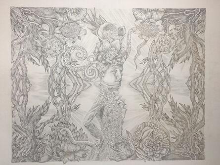 Lori Field, 'Rococo Diablo', 2017