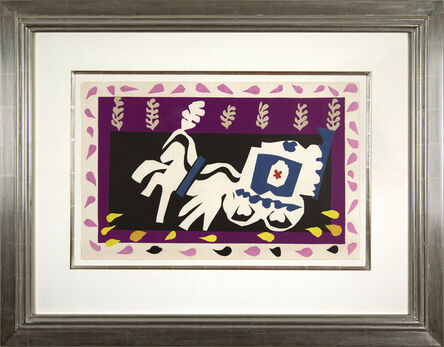 Henri Matisse, 'Jazz: L'enterrement de Pierrot', 1947
