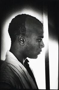 Nicholas Taylor, 'Basquiat photograph 1979 ', 1979