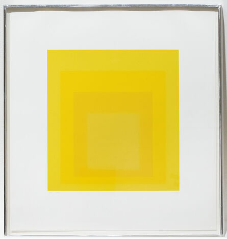 Josef Albers, 'GB I (Homage to the Square)', 1969