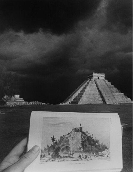 Leandro Katz, 'The Castle, [Chichén Itzá], (El Castillo) [Chichén Itzá]', 1985