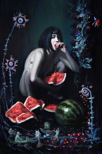 Nadezda, 'Full Moon Harvest', 2017