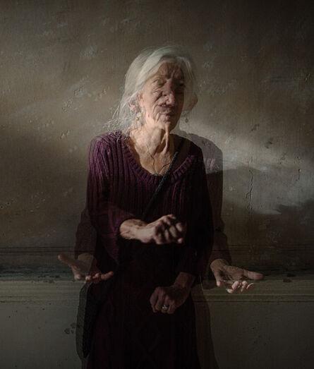 Dragana Jurisic, 'Paula Meehan', 2018