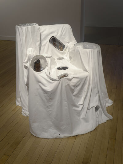 Tammy Logan, 'untitled chair 2', 2017