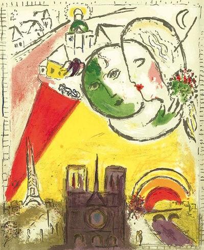 Marc Chagall, 'Dimanche (Sunday)', 1954
