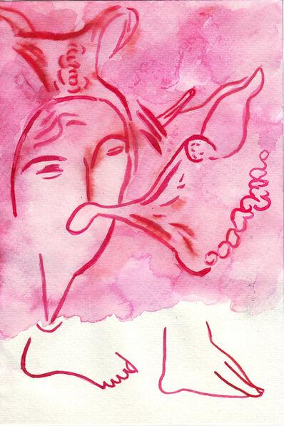 MARIA GUERRIERI, 'Exhalacion', 2015