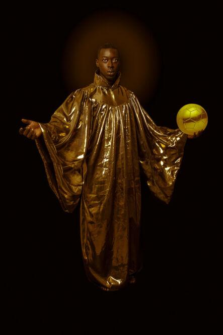 Omar Victor Diop, 'St Bénédicte de Palerme', 2014