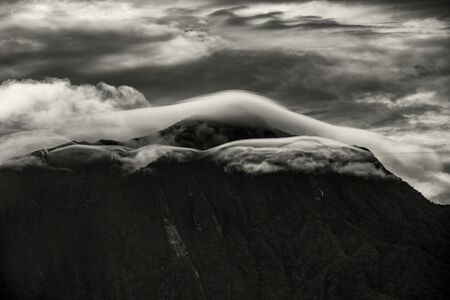 SC Shekar Subrahmanyam, 'Lenticular Clouds, Titiwangsa Range, Pahang, Malaysia', 2017
