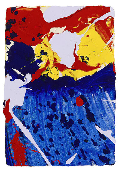 Sam Francis, 'Sklye', 1986