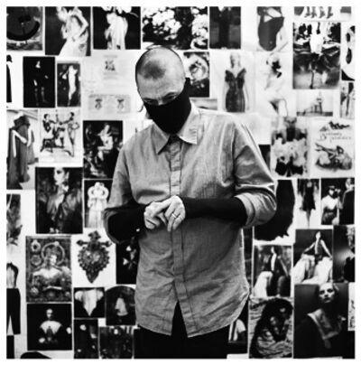Anton Corbijn, 'Alexander McQueen, London', 2007