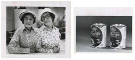 Murray Moss, 'TQ 1/2: Adult Education/Betty Crocker Frosting', 1979/1968