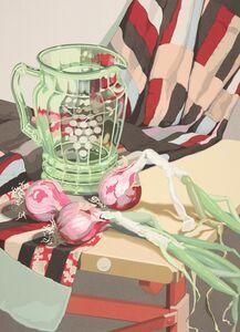 Sondra Freckelton, 'Drawingroom Still Life', 1986
