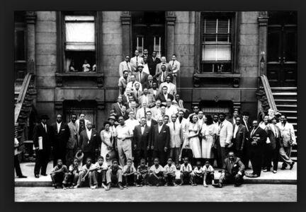Art Kane, 'Harlem', 1958