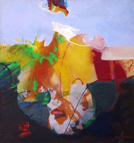 Syd Solomon, 'Zephyr Stage', 1986