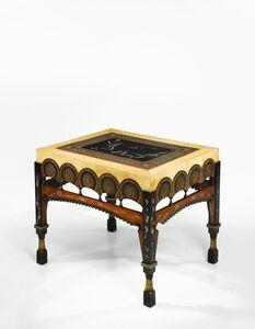 Carlo Bugatti, 'Table', circa 1900