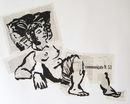 William Kentridge, 'Olympia 53', 2007