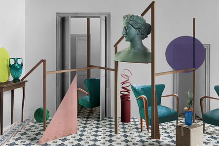 TERESA GIANNICO, 'Interno n°14 from the series Ricerca8', 2018