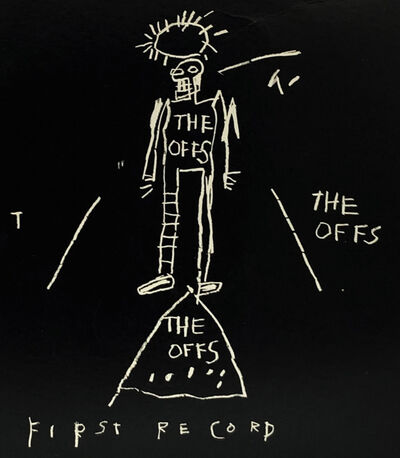 Jean-Michel Basquiat, 'Basquiat The Offs 1984', 1984