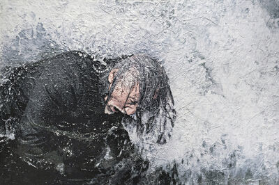 Tomohide Ikeya, 'Wave #02', 2016