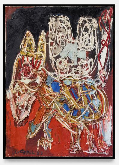 Karel Appel, 'Untitled  ', 1955