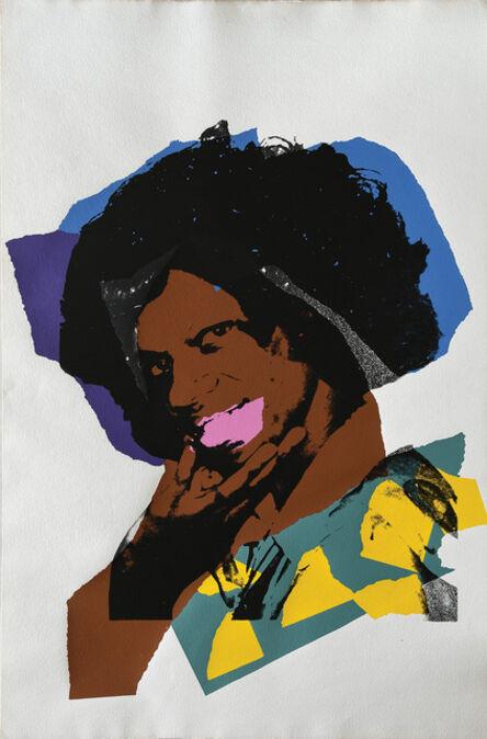 Andy Warhol, 'Ladies and Gentlemen. (II.137)', 1975