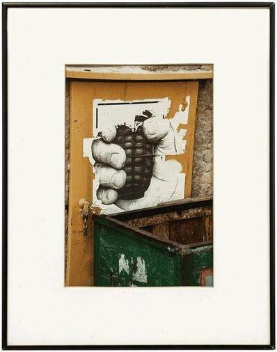 Eva Korn, 'Hand Grenade Poster, Old City Jerusalem', 20th Century