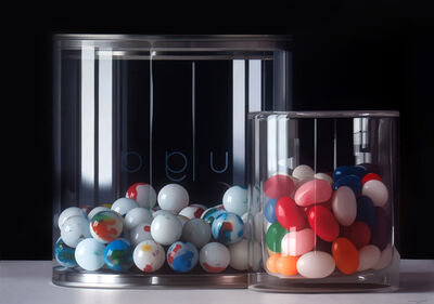 Pedro Campos, 'Jellybeans and Marbles', 2021