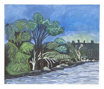 Tyson Reeder, 'Chicago River', 2013
