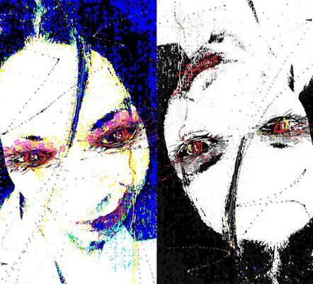 Mina Seeing, 'Seeing Myself - Metempsychosis', 2014