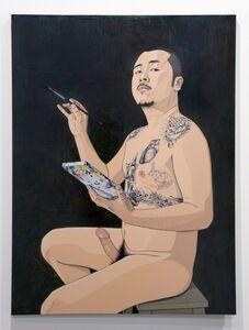 Chen Fei, 'Traditional Self Portrait / 傳統自畫像', 2015