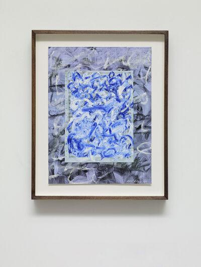 Idris Khan, 'White Windows Collage 6', 2020