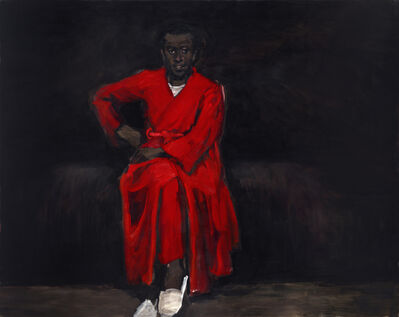 Lynette Yiadom-Boakye, 'Any Number of Preoccupations', 2010