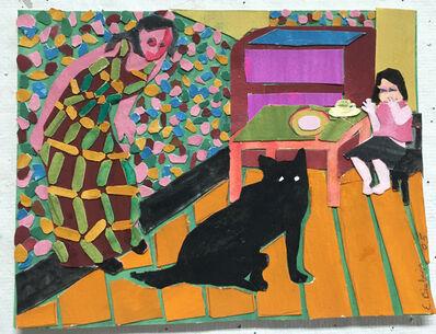 Elizabeth Bisbing, 'Blackdog', 2005
