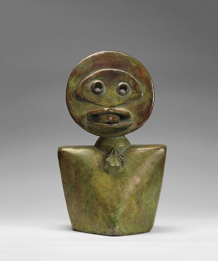 Max Ernst, 'Portrait d' un ancêtre (Portrait of an ancestor)', 1975