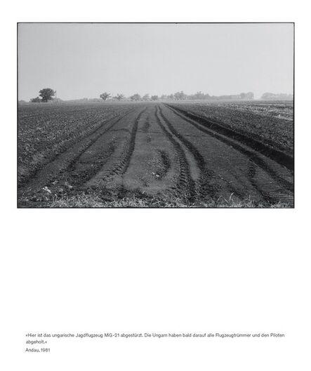 Seiichi Furuya, 'Staatsgrenze 1981-1983 (Andau)', 2016