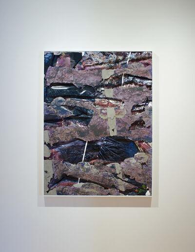 Letha Wilson, 'Hawaii Lava Concrete Bend', 2014